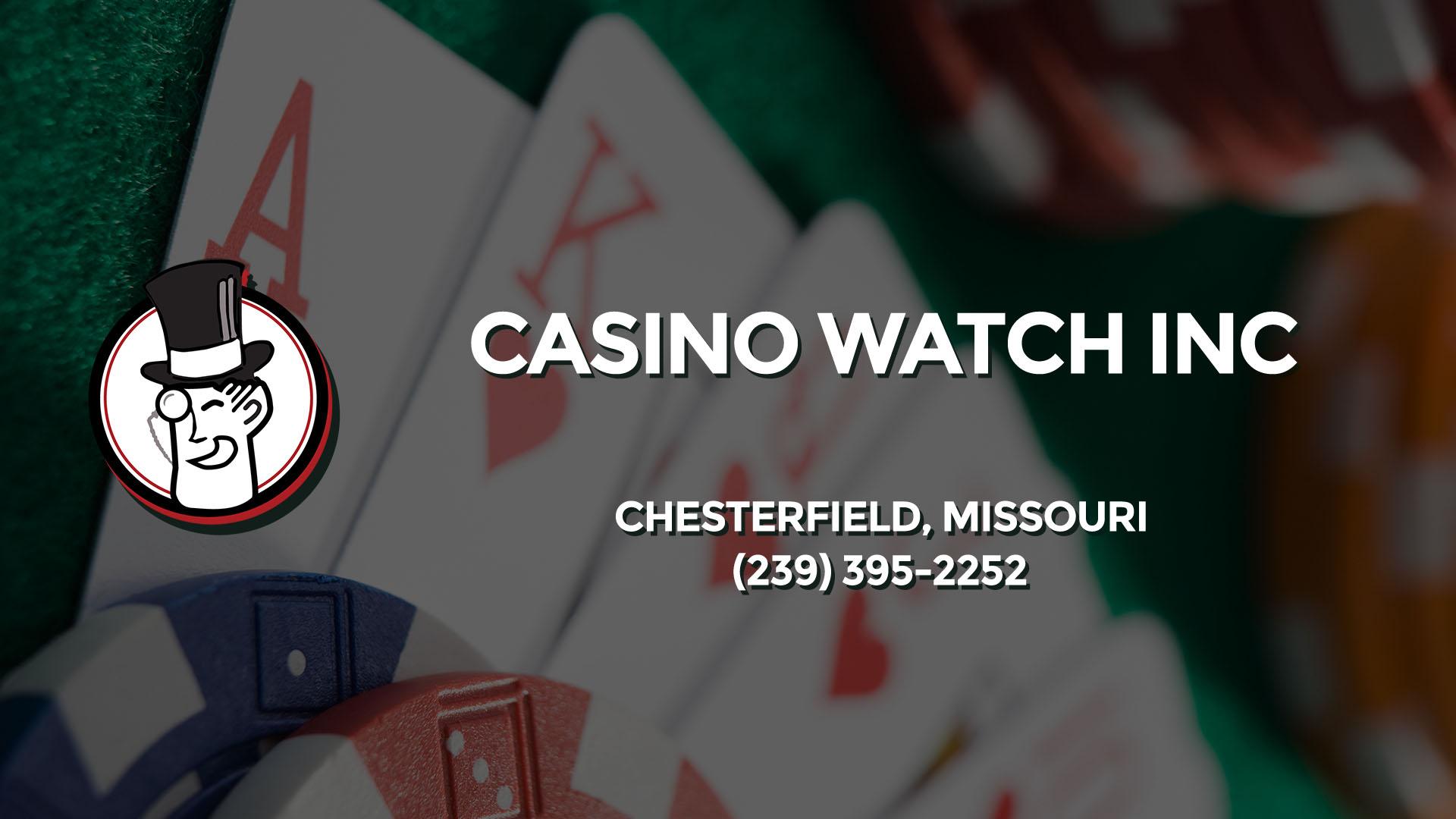 Casino in chesterfield fox casino connecticut