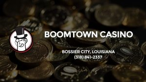 Casino & gambling-themed header image for Barons Bus Charter service to Boomtown Casino in Bossier City, Louisiana. Please call 3188412337 to contact the casino directly.)