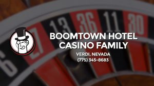 Casino & gambling-themed header image for Barons Bus Charter service to Boomtown Hotel Casino Family in Verdi, Nevada. Please call 7753458683 to contact the casino directly.)