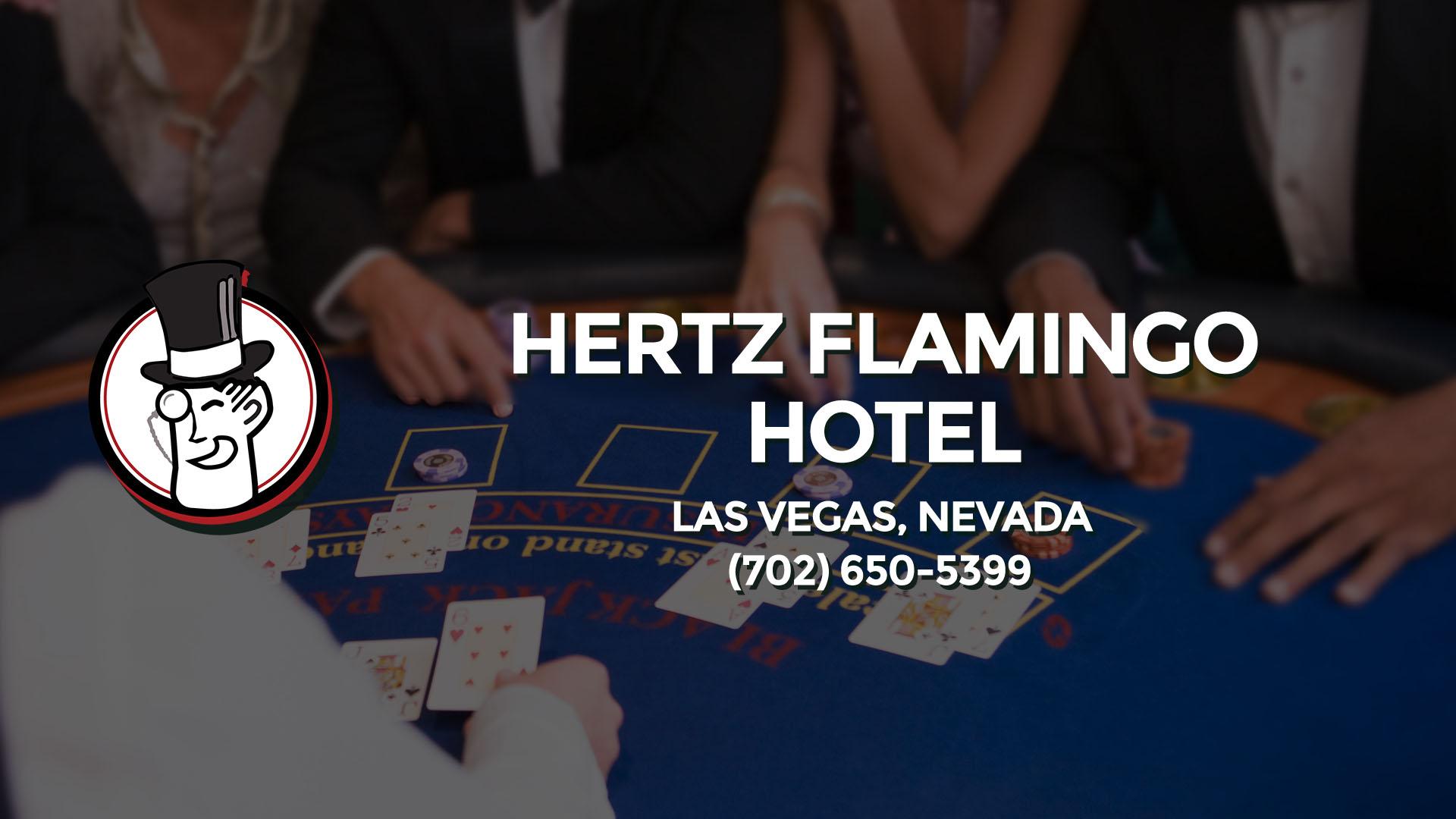 Casino at the flamingo las vegas