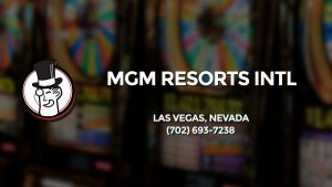 Casino & gambling-themed header image for Barons Bus Charter service to Mgm Resorts Intl in Las Vegas, Nevada. Please call 7026937238 to contact the casino directly.)