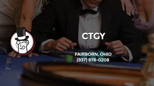 Casino & gambling-themed header image for Barons Bus Charter service to Ctgy in Fairborn, Ohio. Please call 9378780208 to contact the casino directly.)