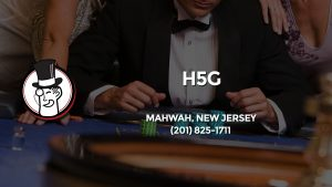 Casino & gambling-themed header image for Barons Bus Charter service to H5g in Mahwah, New Jersey. Please call 2018251711 to contact the casino directly.)