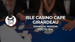 Casino & gambling-themed header image for Barons Bus Charter service to Isle Casino Cape Girardeau in Girardeau, Missouri. Please call 5737307624 to contact the casino directly.)