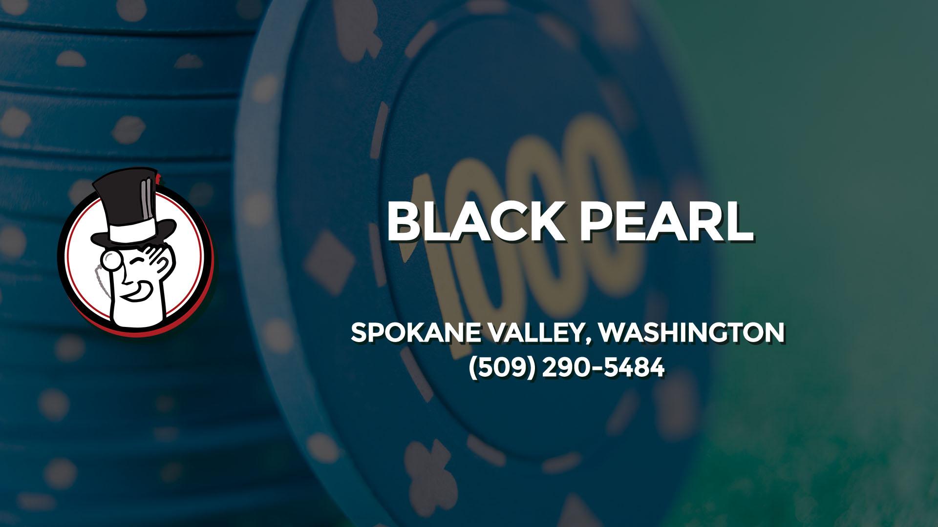 BLACK PEARL SPOKANE VALLEY WA