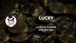 Casino & gambling-themed header image for Barons Bus Charter service to Lucky in La Salle, Illinois. Please call 7792015129 to contact the casino directly.)