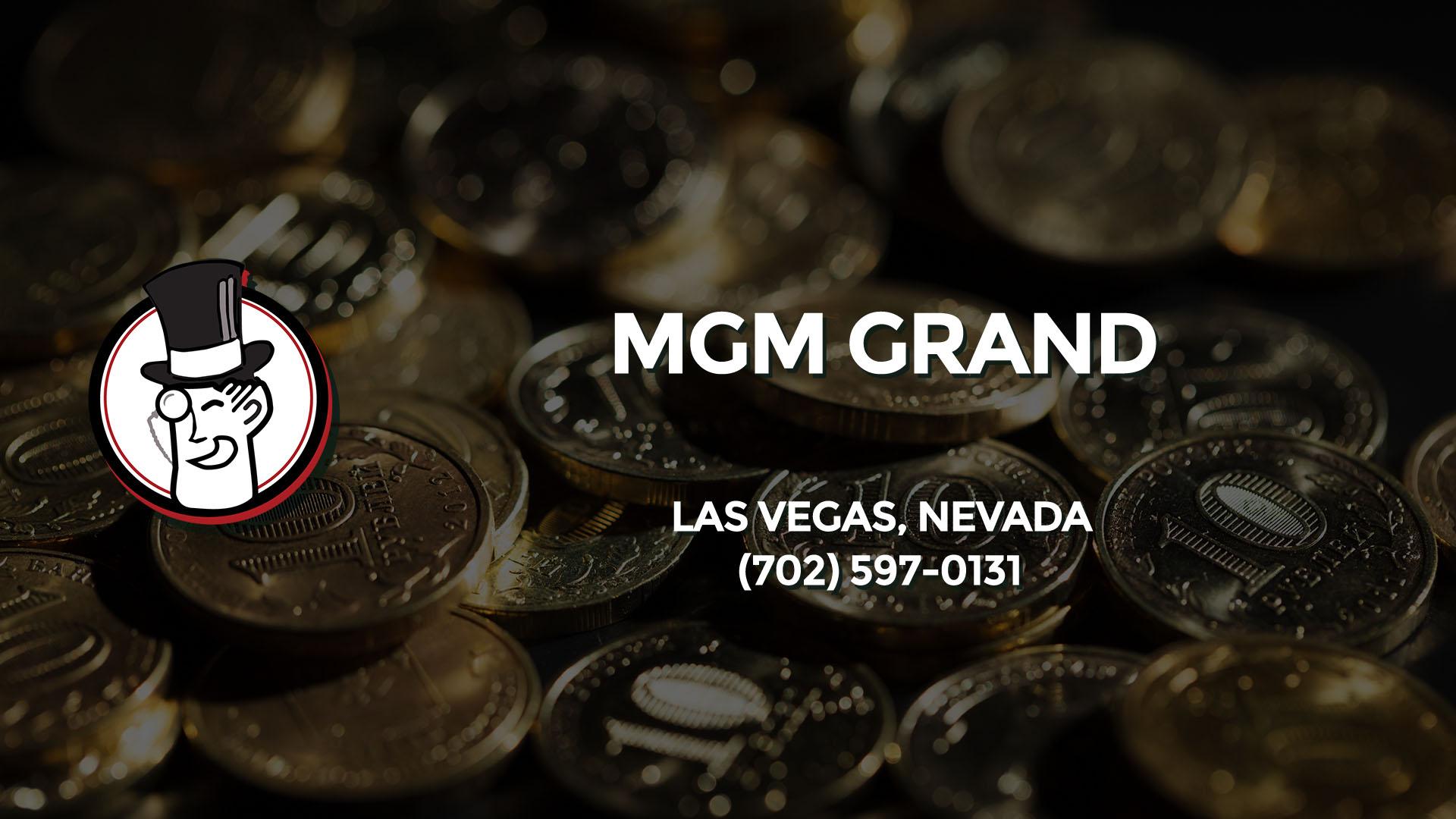 MGM GRAND LAS VEGAS NV