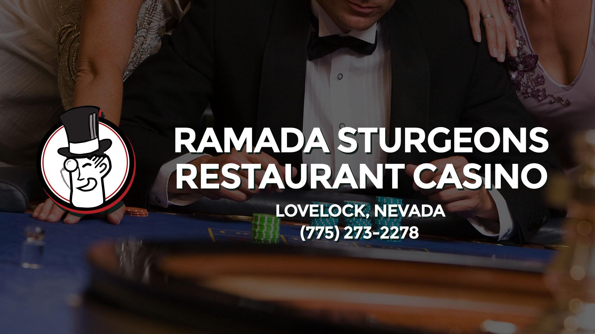 RAMADA STURGEONS RSTRNT CASINO LOVELOCK NV
