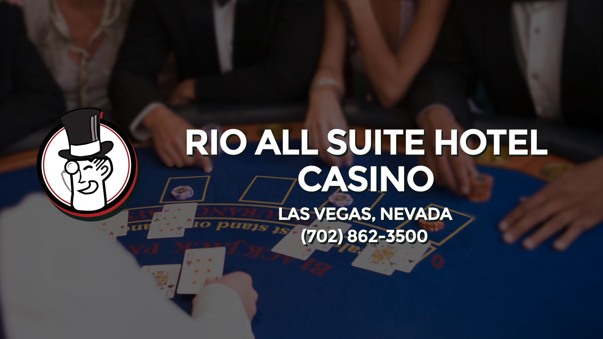 RIO ALL-SUITE HOTEL  CASINO LAS VEGAS NV