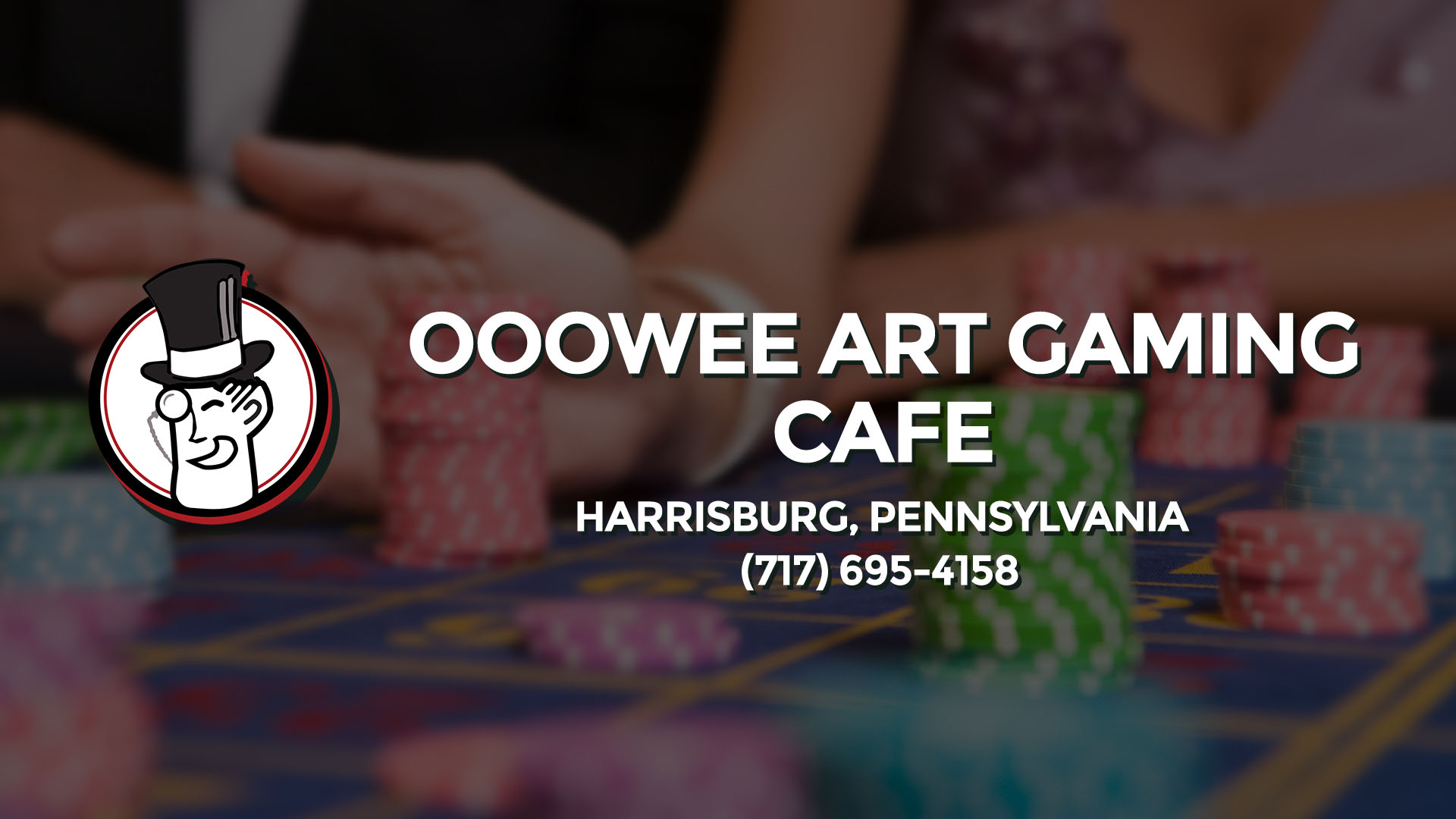 OOOWEE ART  GAMING CAFE HARRISBURG PA