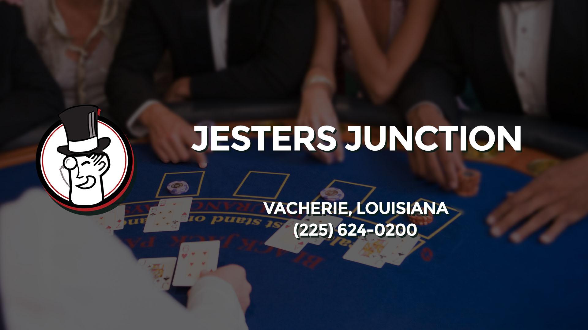 JESTERS JUNCTION VACHERIE LA