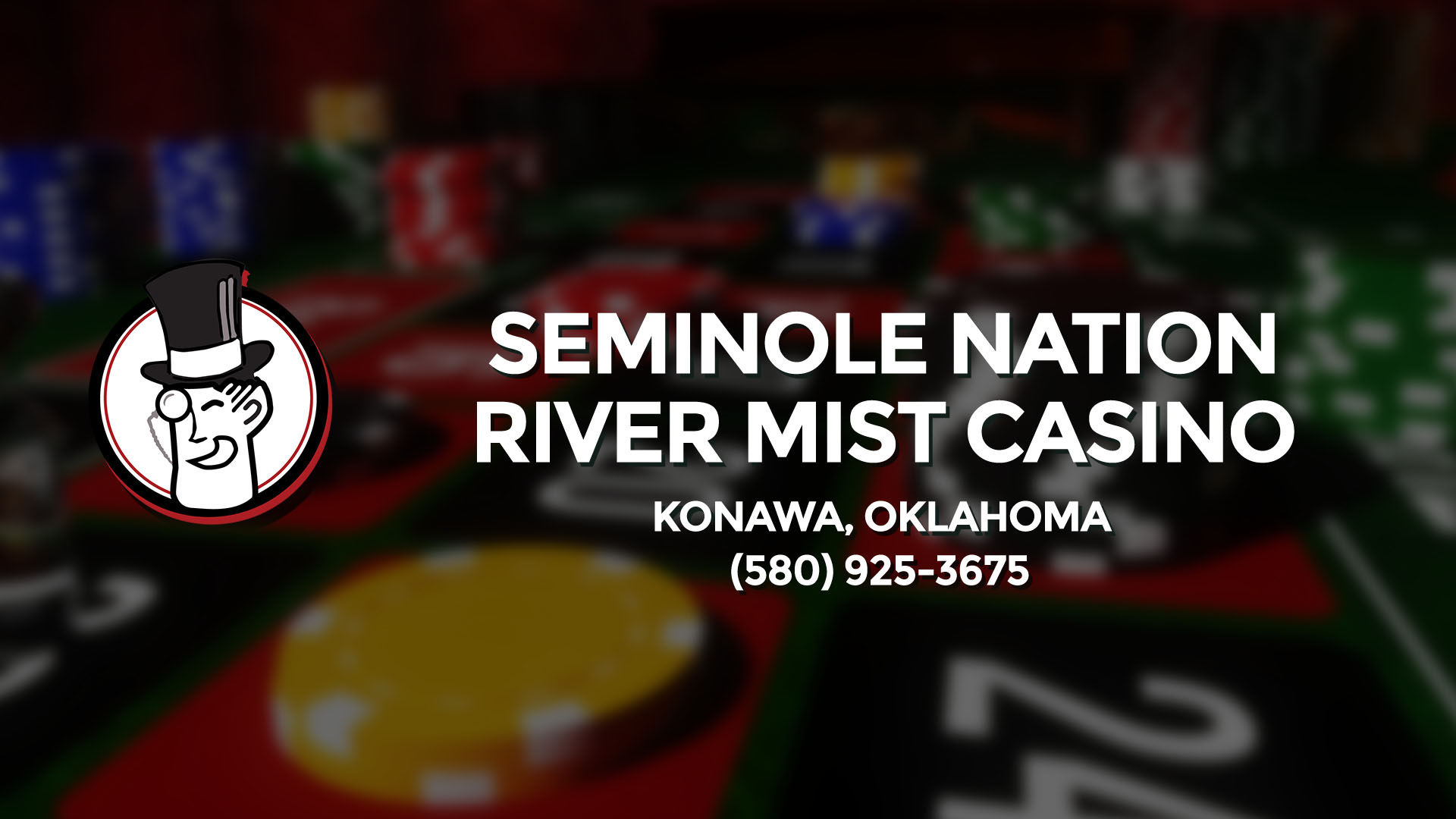 SEMINOLE NATION RIVER MIST CSN KONAWA OK