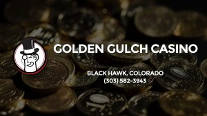 Casino & gambling-themed header image for Barons Bus Charter service to Golden Gulch Casino in Black Hawk, Colorado. Please call 3035823943 to contact the casino directly.)