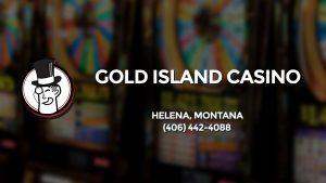 Casino & gambling-themed header image for Barons Bus Charter service to Gold Island Casino in Helena, Montana. Please call 4064424088 to contact the casino directly.)
