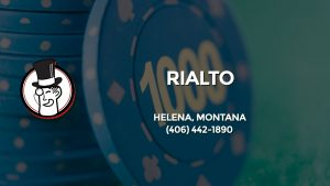 Casino & gambling-themed header image for Barons Bus Charter service to Rialto in Helena, Montana. Please call 4064421890 to contact the casino directly.)