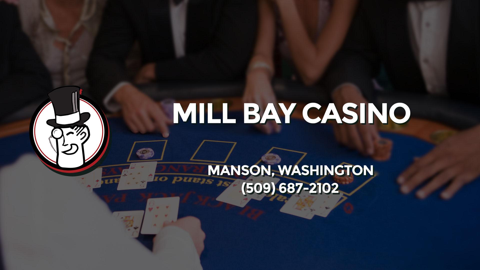 Mill Bay Casino Manson Wa Barons Bus