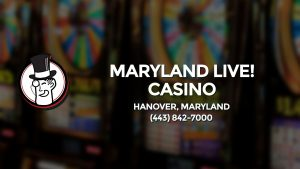 Casino & gambling-themed header image for Barons Bus Charter service to Maryland Live! Casino in Hanover, Maryland. Please call 4438427000 to contact the casino directly.)
