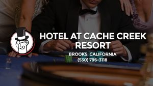 Casino & gambling-themed header image for Barons Bus Charter service to Hotel At Cache Creek Resort in Brooks, California. Please call 5307963118 to contact the casino directly.)