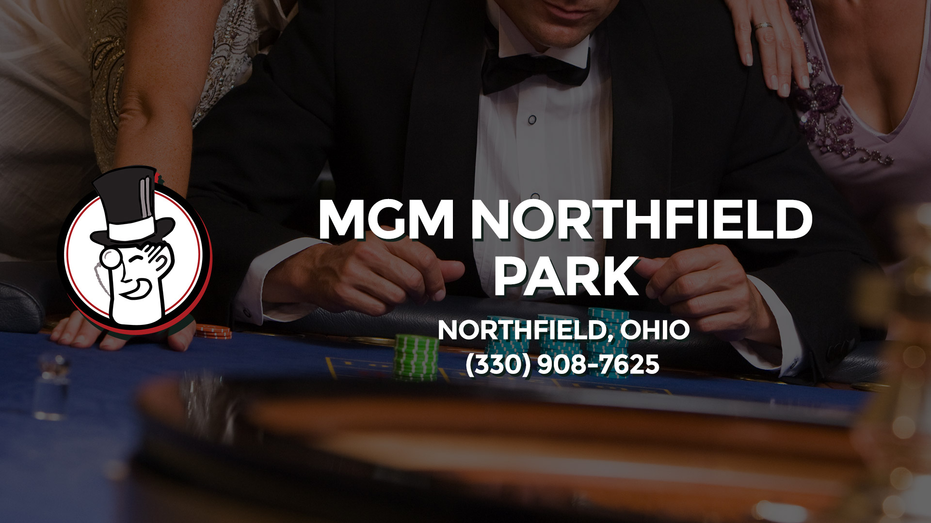 MGM NORTHFIELD PARK NORTHFIELD OH