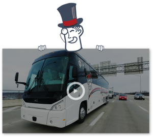 barons bus promotional video