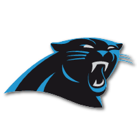 barons bus team logo carolina panthers