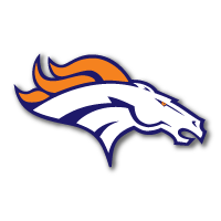 barons bus team logo denver broncos