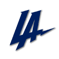 barons bus team logo los angeles chargers