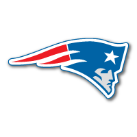 barons bus team logo new england patriots