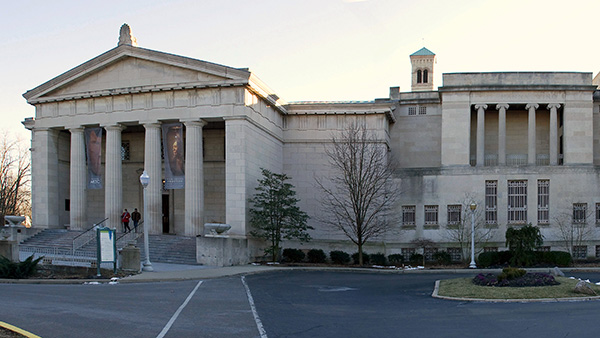 charter bus cincinnati ohio attractions cincinnati art museum
