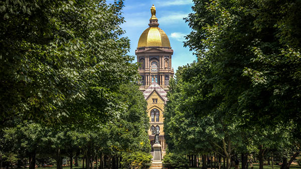 barons bus tickets south bend in attraction notre dame golden dome