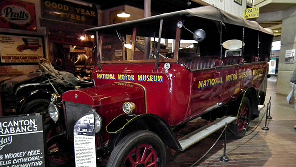 charter bus canton ohio attractions classic car museum