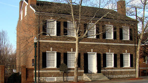 charter bus lexington kentucky attractions mary todd lincoln house