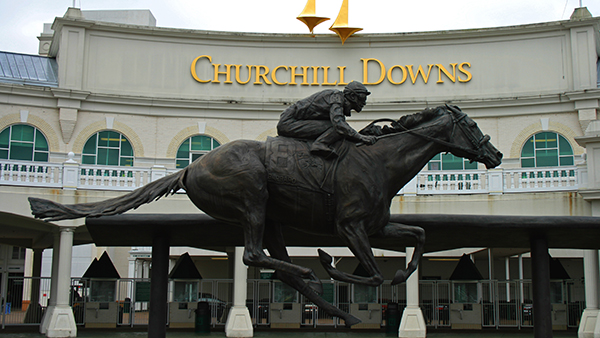 charter bus louisville kentucky attractions churchill downs