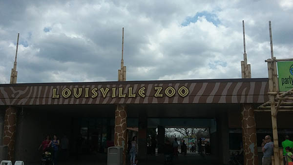 charter bus louisville kentucky attractions louisville zoo