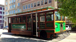 huntington west virginia charter bus transportation