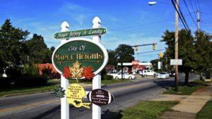 maple heights ohio charter bus transportation