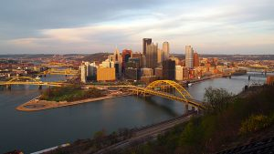 pittsburgh pennsylvania charter bus transportation