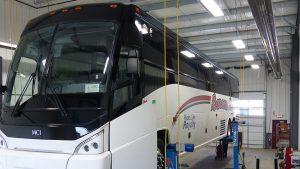 barons bus 5 star maintenace hero garage