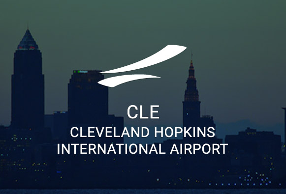 barons bus airports cleveland skyline cle