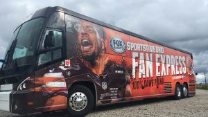 barons bus cleveland browns fan express thumb