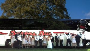 barons bus event busing wedding transportation party