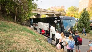 barons bus group charters overpass