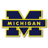 barons bus team logo university of michigan
