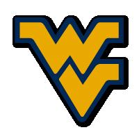 barons bus team logo west virginia university mountaineers