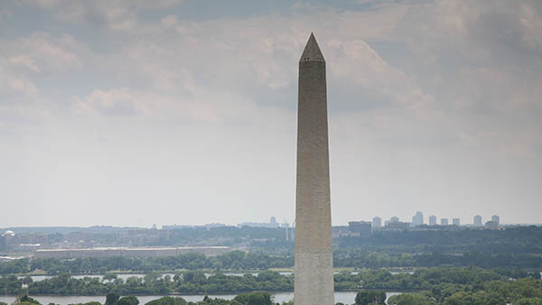 charter bus washington dc attractions washington monument