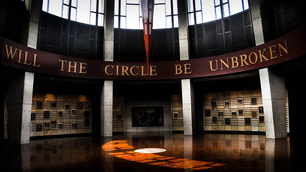 charter bus nashville tennessee attractions country music hall of fame rotunda