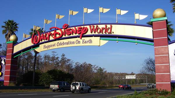 charter bus orlando florida attractions walt disney world resort gate