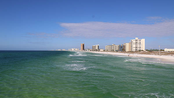 charter bus panama city beach florida attractions st andrews state park