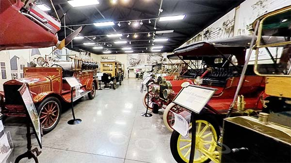 barons bus tickets richmond in attraction model t ford museum
